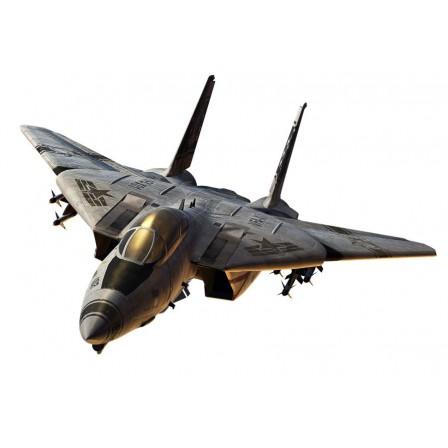 Naklejka Drukowana samolot myśliwski