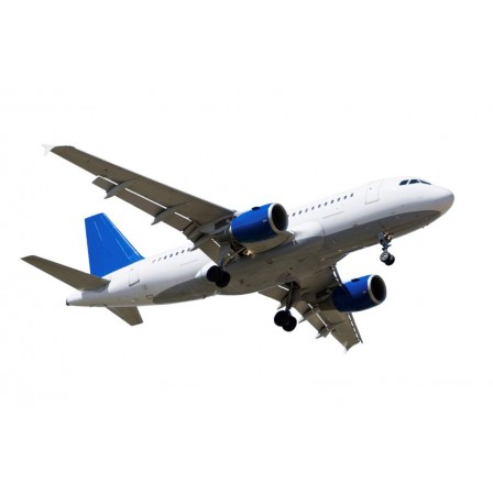 Naklejka Drukowana samolot turystyczny
