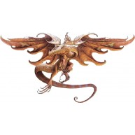Naklejka Drukowana latająca bestia