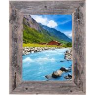 Okno - Widok Rzeka Góry