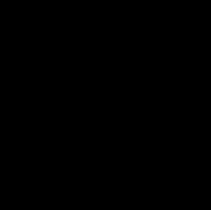 Naklejka jednokolorowa roślinka 08