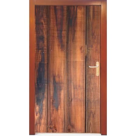 Naklejka na drzwi -  drewno