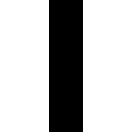 Naklejka jednokolorowa   kościotrup 01