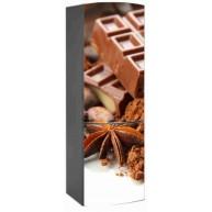 Naklejka na lodówkę - anyżowa czekolada