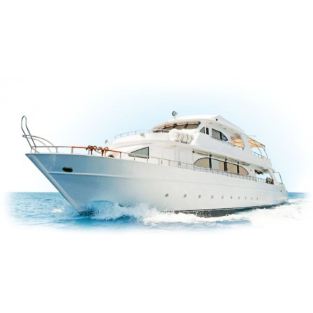 Naklejka Drukowana Jacht