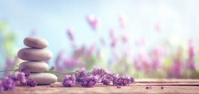 Kwiat bzu - kamień