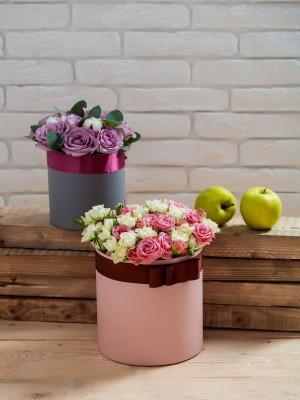 Róże w tubach