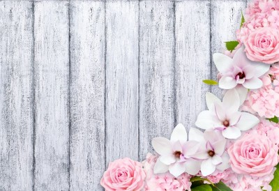 Jasne kwiaty