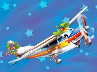 Samolot dla dzieci