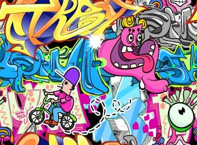 Graffiti , bajka