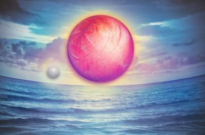 Planeta nad morzem  ocean