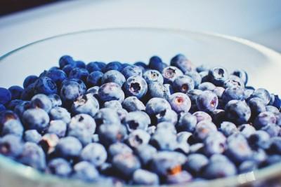 borówka , owoce