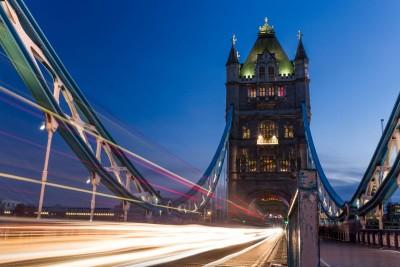 most, Londyn