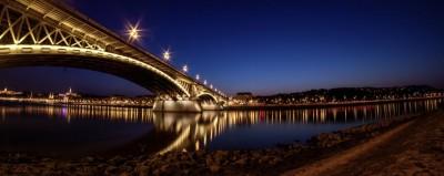 most,światła