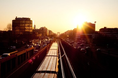 miasto, metro