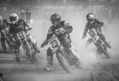 Motocykle, wyścigi