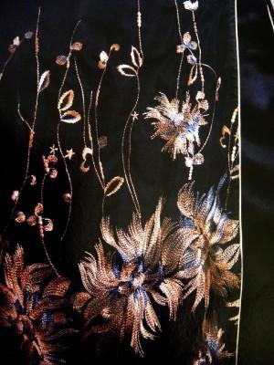 kwiaty,materiał
