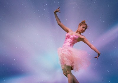 baletnica, dziewczynka